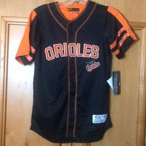 Orioles NEW sz 8(Medium) boys True Fan Jersey
